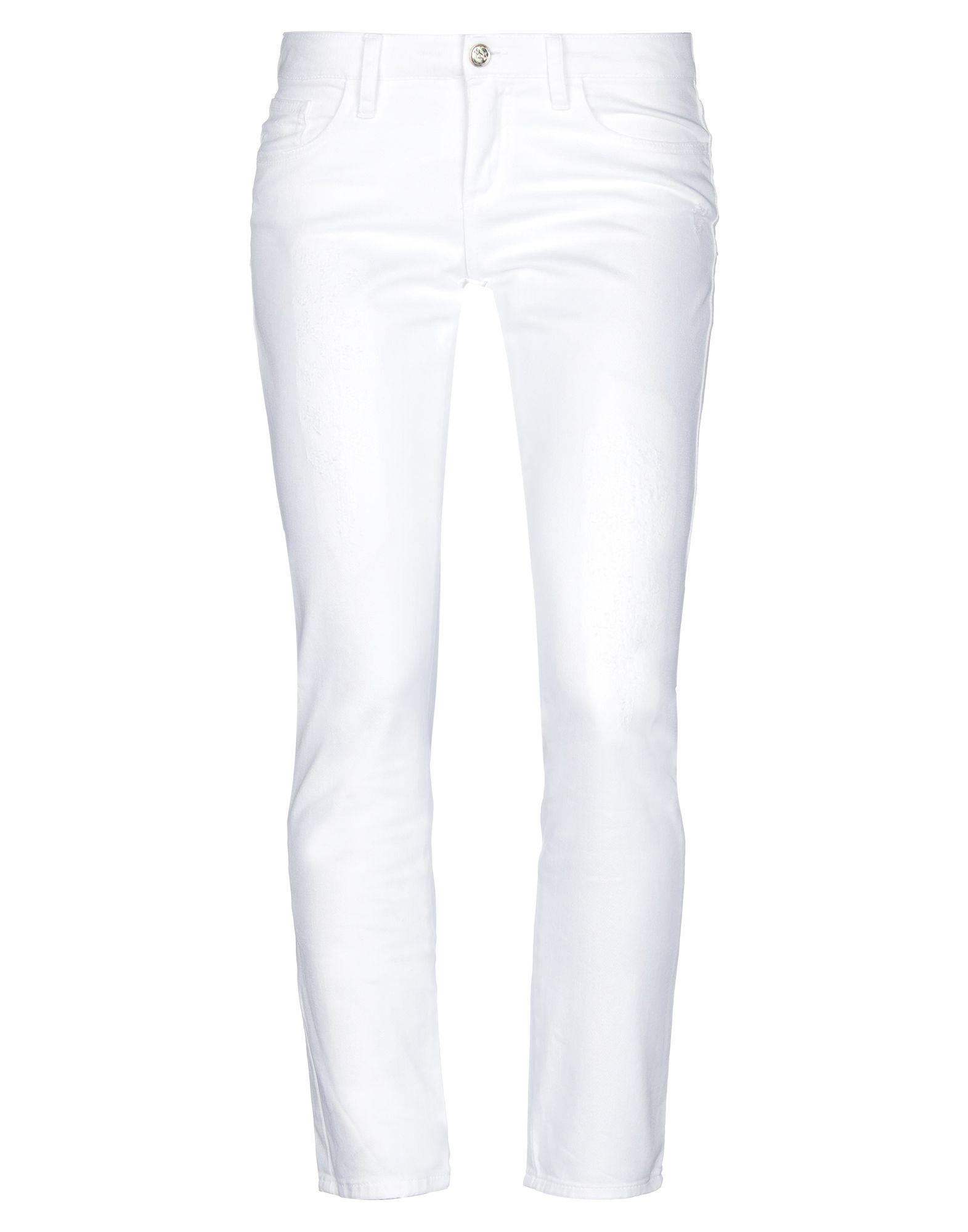 BLUGIRL BLUMARINE Denim pants - Item 42785066