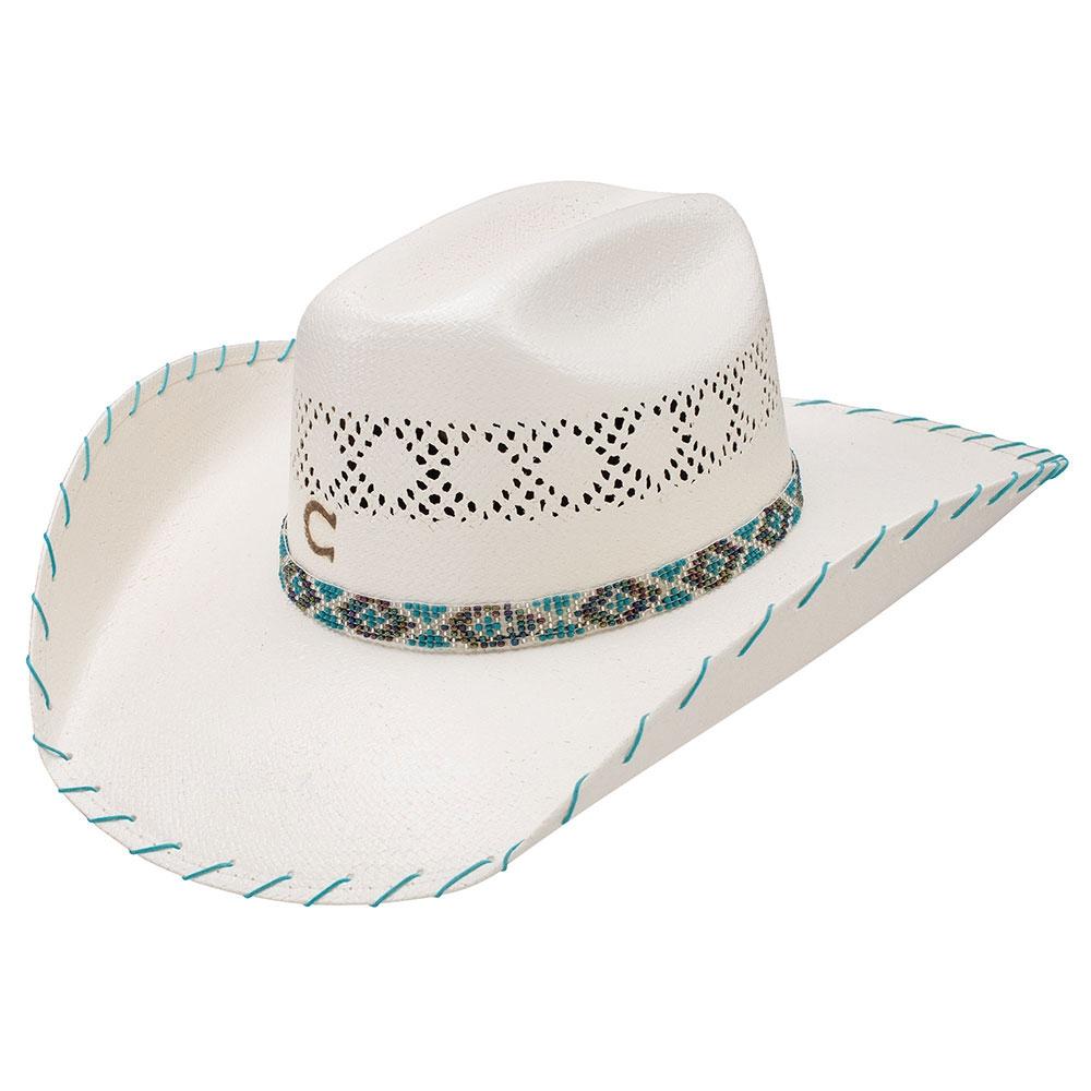 Charlie 1 Horse Apache Jr - Straw Cowboy Hat