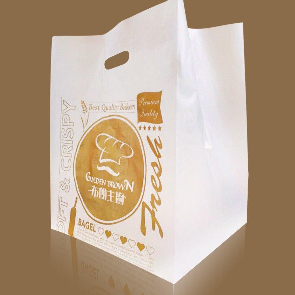 手提袋(一入) 【Golden Brown 布朗主廚 貝果專賣】