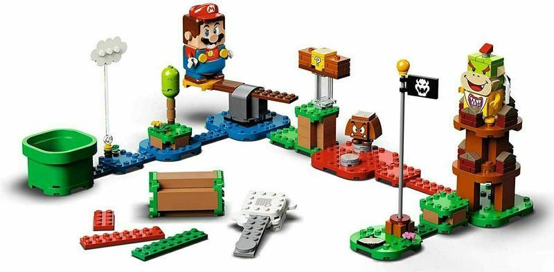 樂高 LEGO 71360 Super Mario 超級瑪利歐 冒險主機