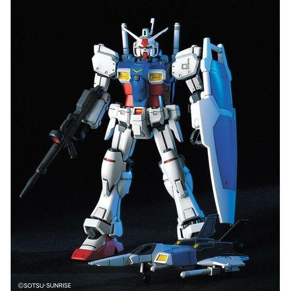 【鋼普拉】現貨 BANDAI 模型 HGUC 1/144 #018 RX-78 GP01Fb 鋼彈 Gundam