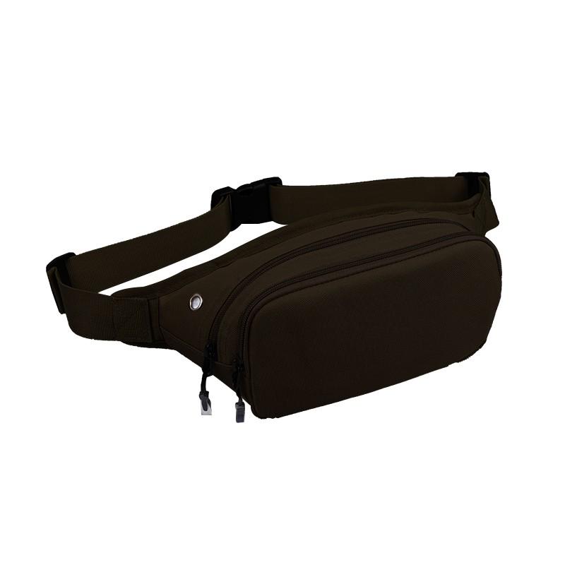 腰包男士多功能包帆布耐磨工地干活裝手機的小腰間包工具包大容量