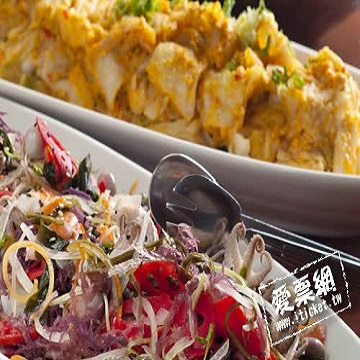 台北漢來海港餐廳敦化店平日午餐券(全台通用)-一套十張