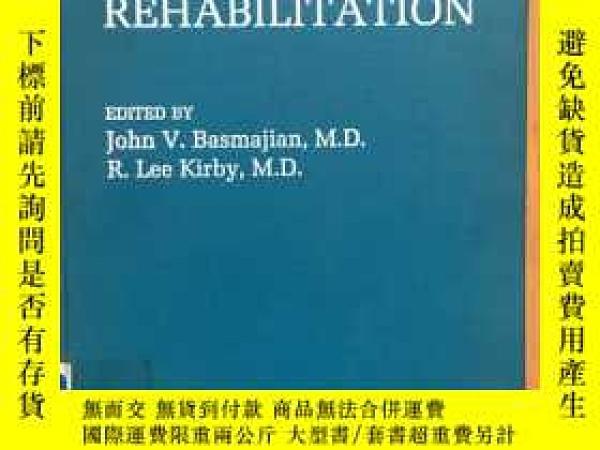 二手書博民逛書店Medicine罕見and Rehabilitation (醫學與康復)(館藏)【英文原版 精裝】Y14991