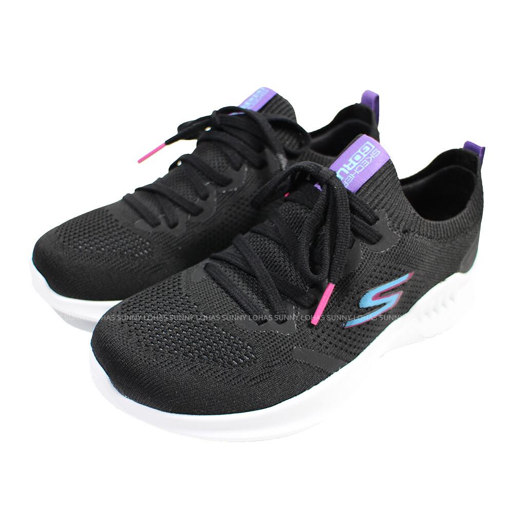 (b9) skechers 女鞋 gorun mojo 2.0 慢跑鞋 套入式 128145bkpr