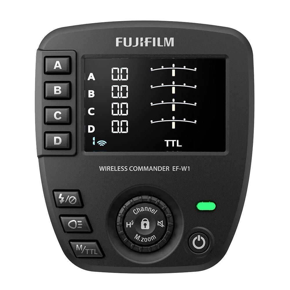FUJIFILM EF-W1 無線觸發器 (公司貨).