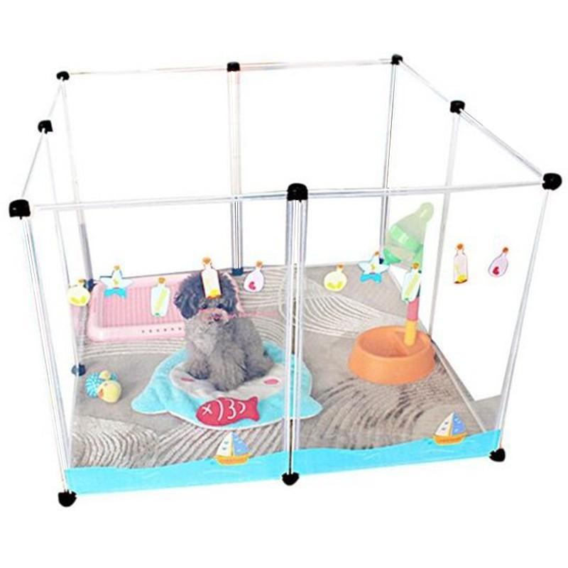 單片賣場 寵物透明圍欄 狗柵欄 寵物圍欄 寵物圍牆 寵物安全圍欄 圍籠 狗籠 防護