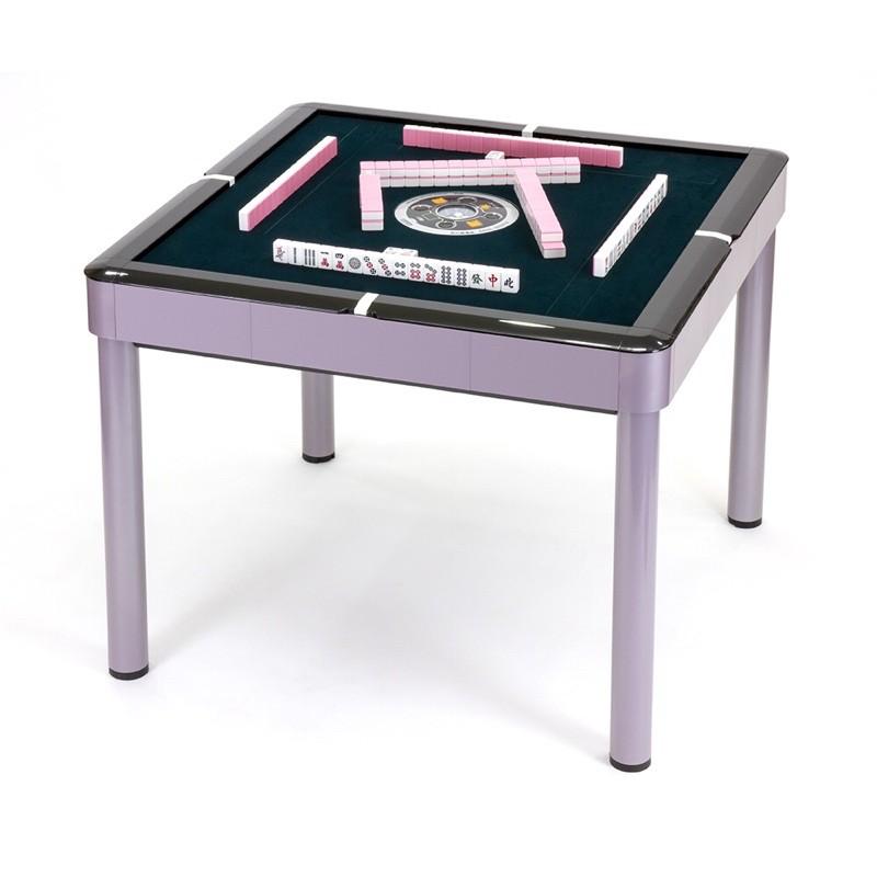 商密特超薄機E200-餐桌款(紫羅蘭)電動麻將桌