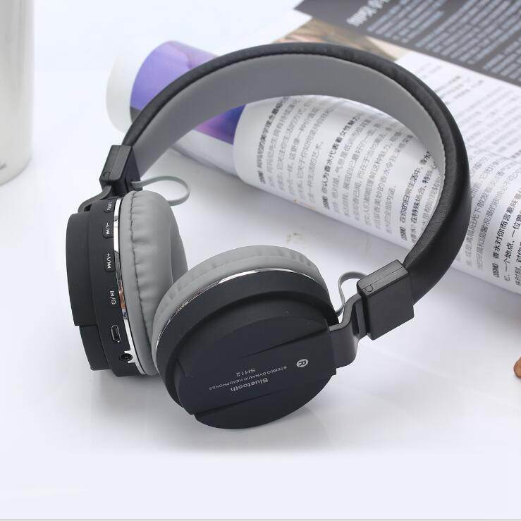藍芽耳機頭戴式無線游戲運動型跑步耳麥電腦手機安卓蘋果通用男女生韓版