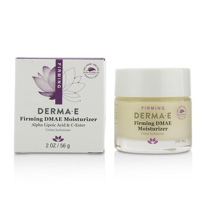 DERMA E - 臉部保濕緊緻霜Firming DMAE Moisturizer