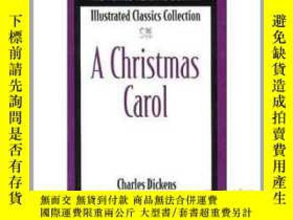 二手書博民逛書店Heinle罕見Rdg Lib Christmas CarolY23583 Dickens; Vogel, M