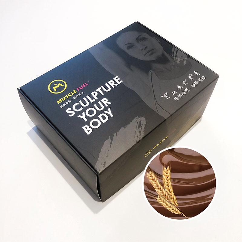[Muscle Fuel] 女用優質乳清蛋白(16包/組) 巧克力麥芽