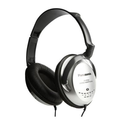[福利品]Panasonic數位立體聲全罩式耳機(RP-HT223)散裝