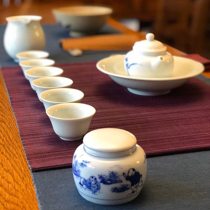 【企業包班】幫你籌辦私人專屬 ‧ 品茶課
