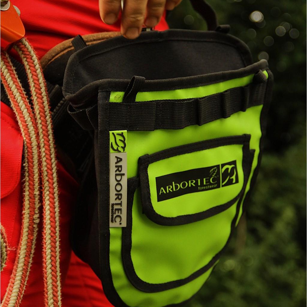 英國 Arbortec 小臀部工具袋 3.5升綠色款