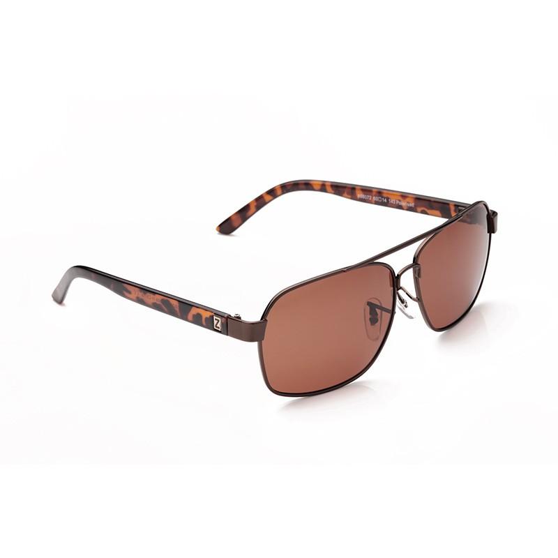 【Z·ZOOM】極簡款 太陽眼鏡 墨鏡 偏光眼鏡(型號55072) BSMI字號D3D288(全球保固24個月)