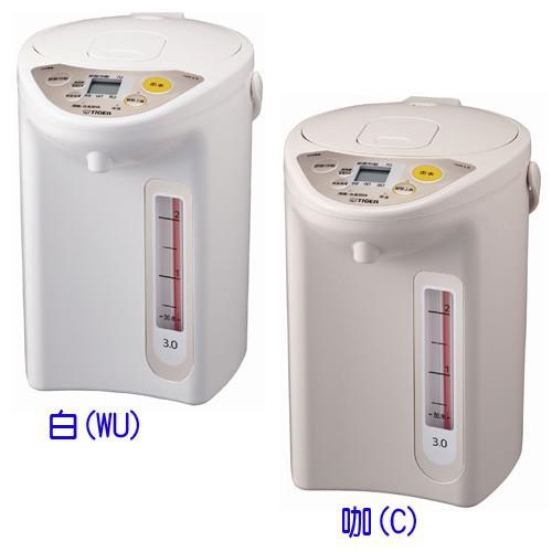TIGER虎牌 3.0L微電腦電熱水瓶 PDR-S30R 廠商直送