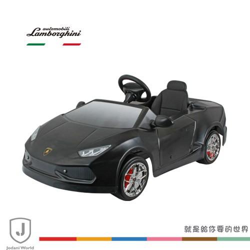 Lamborghini藍寶堅尼Huracán兒童超跑電動汽車-12V電動汽車-霧黑