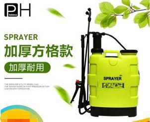 手動噴霧器農用背負式果樹打藥噴農藥高壓消毒噴霧機洗車噴壺