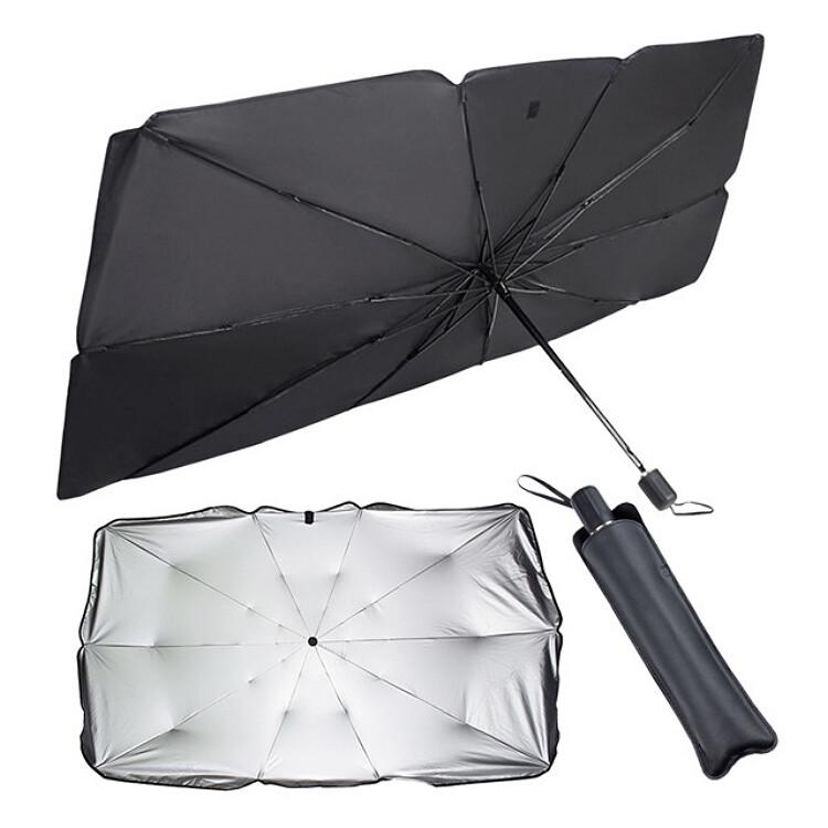 高遮光車用遮陽隔熱傘 汽車遮陽傘 車用遮陽傘 遮陽板 遮陽簾 擋風玻璃遮陽傘 車用隔熱傘
