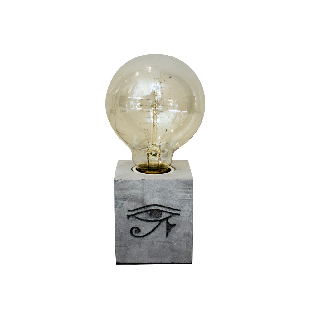 曙MUSE|法老 荷魯斯之眼古埃及文字桌燈 小夜燈