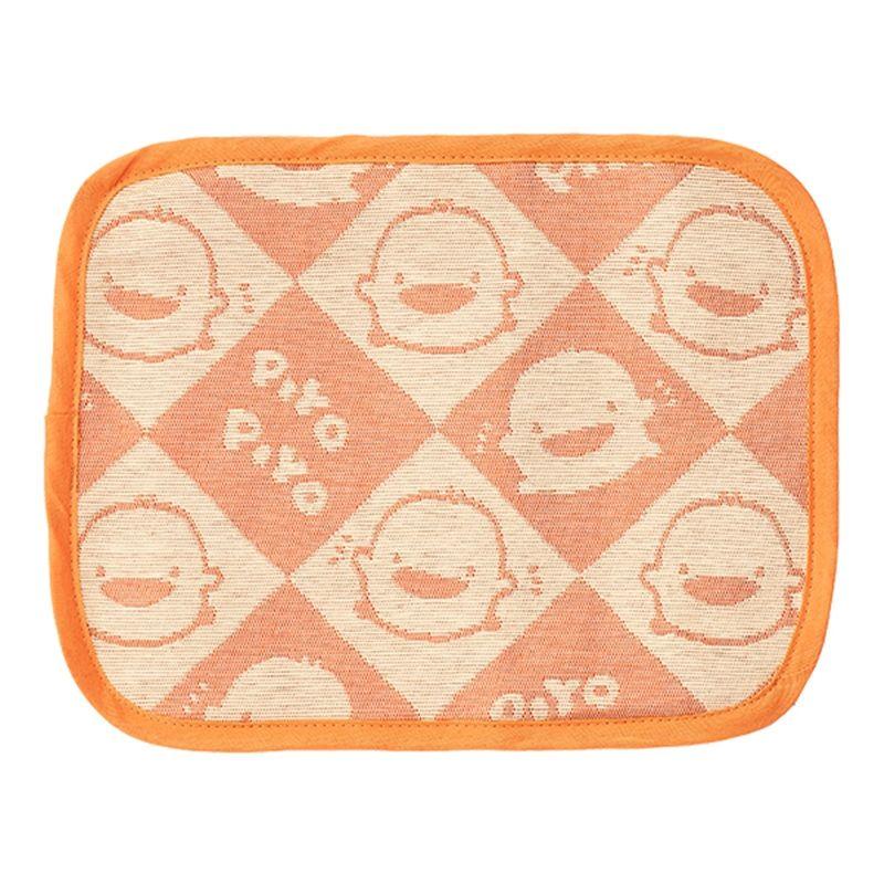 PiYo黃色小鴨-冰絲涼感嬰幼兒枕蓆(810747)★愛兒麗婦幼用品★4713627817482