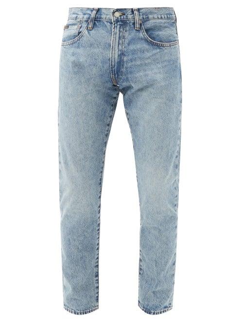 Polo Ralph Lauren - Sullivan Washed Slim-leg Jeans - Mens - Blue