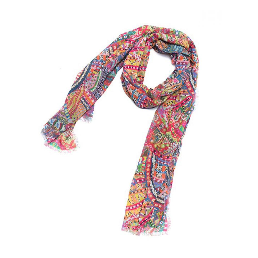 【HOII后益】Hosea花漾圍巾