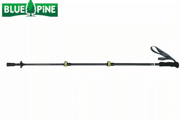 (登山屋)BLUEPINE超輕碳纖維快扣登山杖型號:MY1804