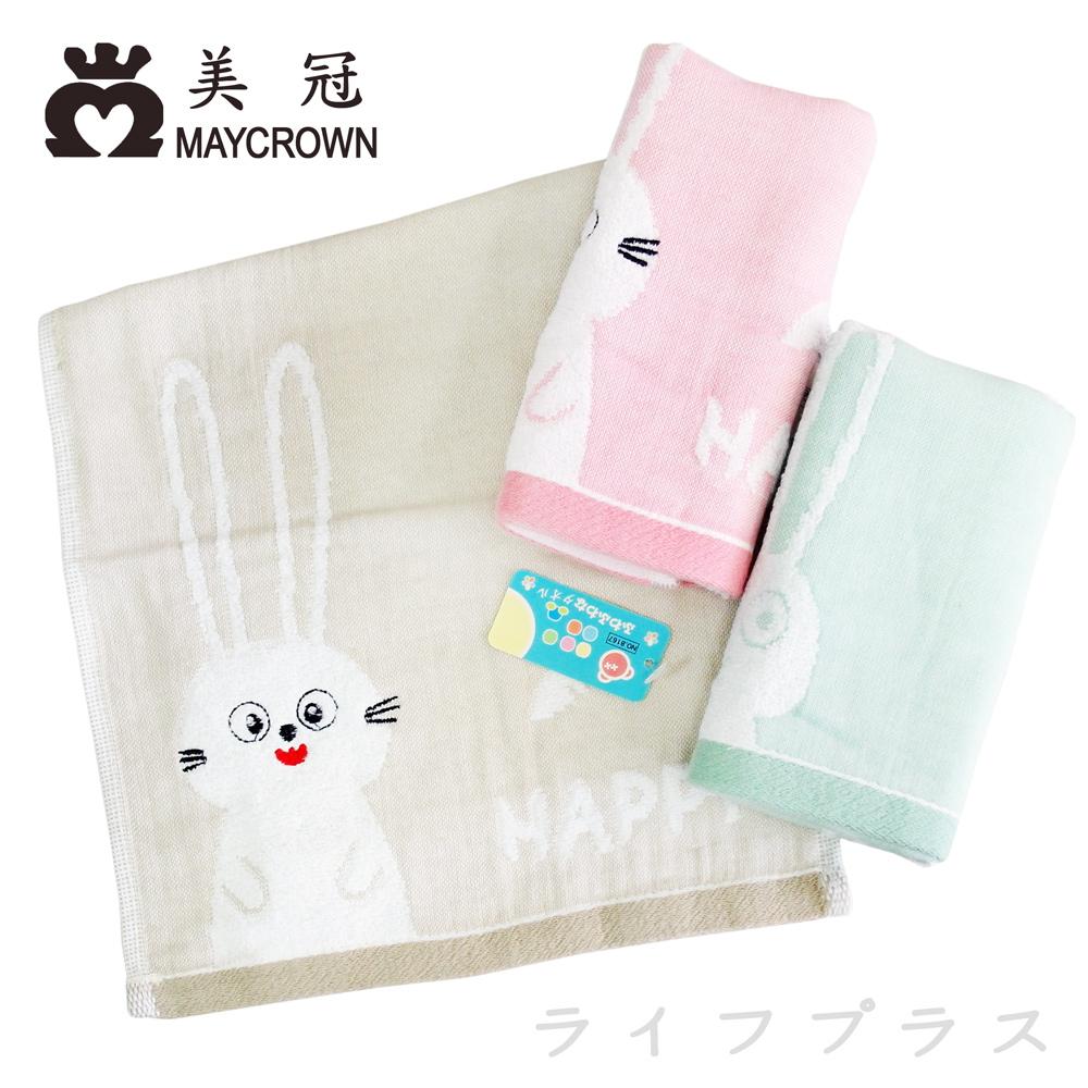 Happy兔童巾-8167-3入