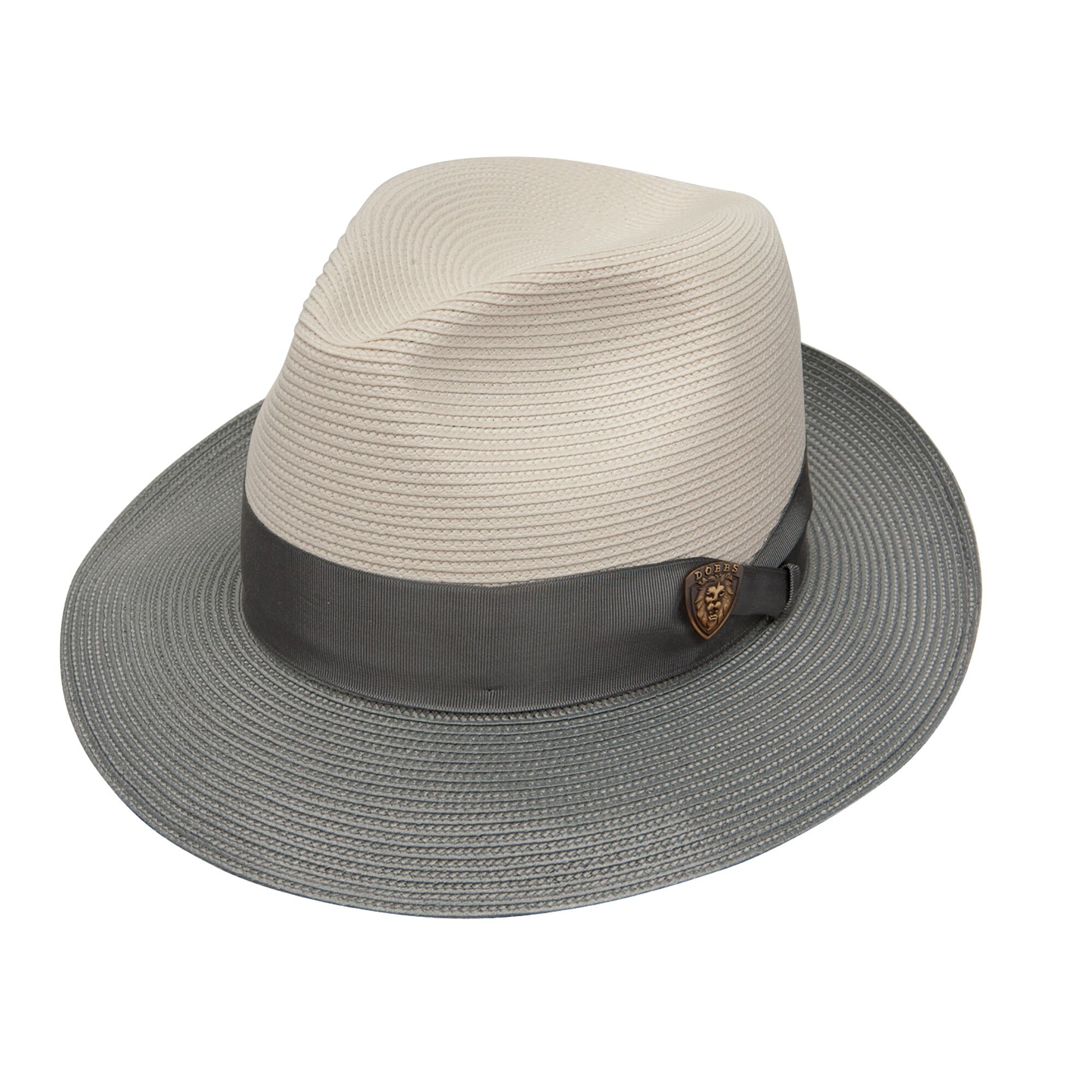 Dobbs Toledo - Milan Straw Fedora Hat