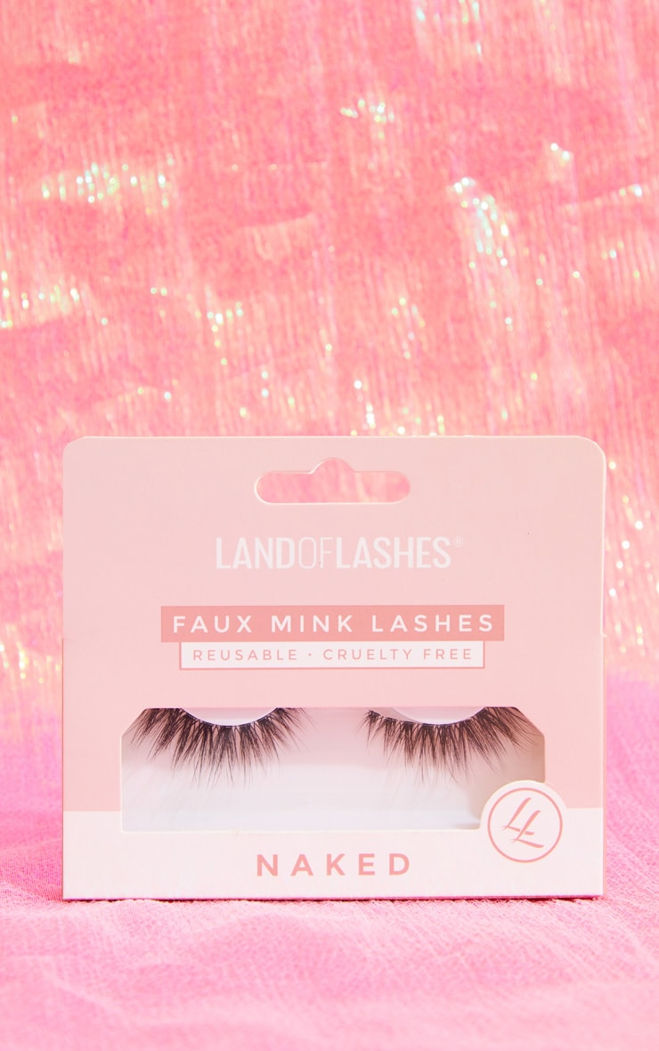 Land Of Lashes Naked Collection #3 Faux Mink Lashes