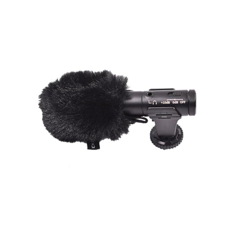 ◎相機專家◎ CKMOVA VCM3 PRO 全向電容式相機麥克風 適用相機 攝影機 行動裝置 附防風綿套 毛套 公司貨