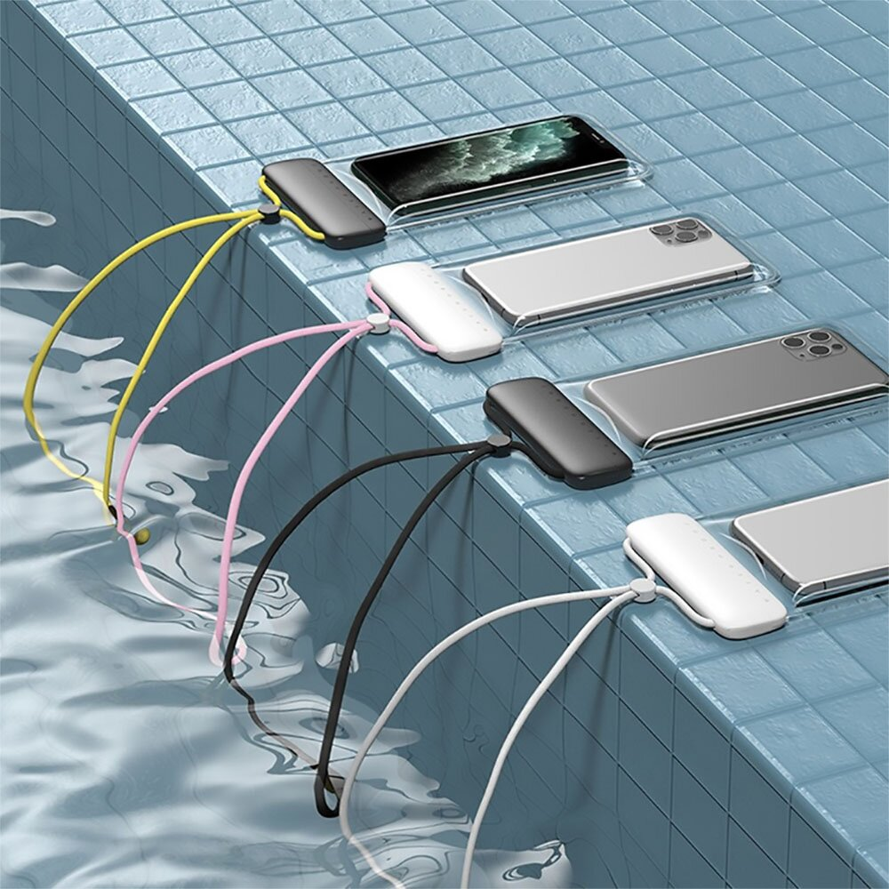 "Baseus 倍思|Let"" go滑蓋手機防水袋 ACFSD(一件組)"