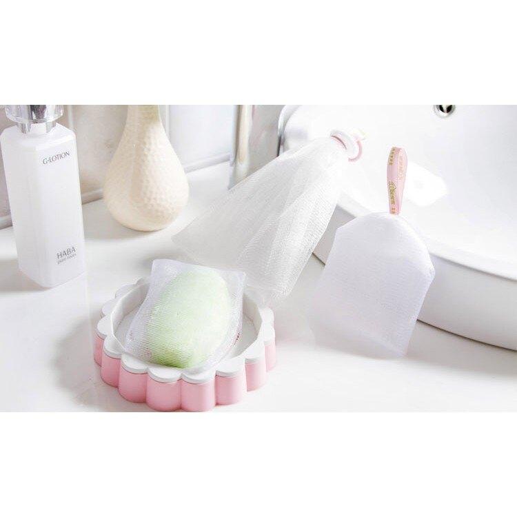 【ELise】肥皂起泡網 洗面乳起泡網 香皂起泡網 打泡沫網 發泡泡網
