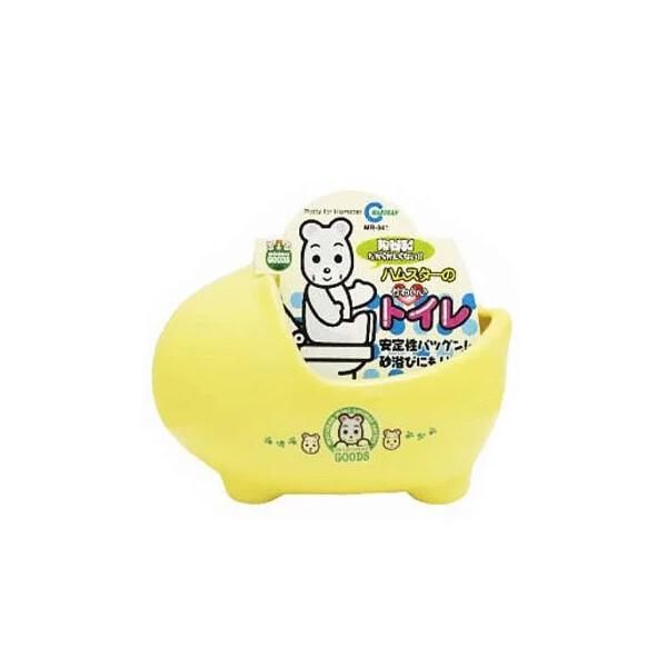 日本marukan鼠鼠專用馬桶 mk-mr-341 鼠浴室 鼠便盆(81870324