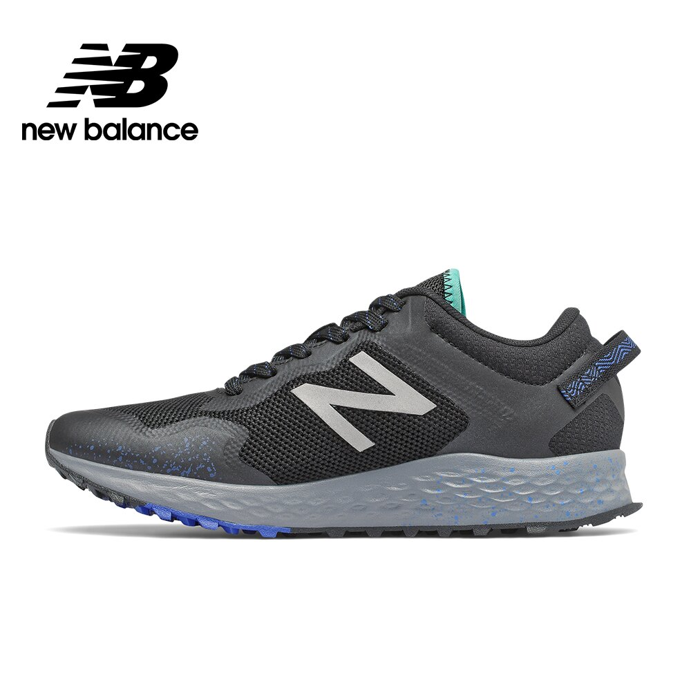 【New Balance】越野跑鞋_女性_黑色_WTARISM1-D楦
