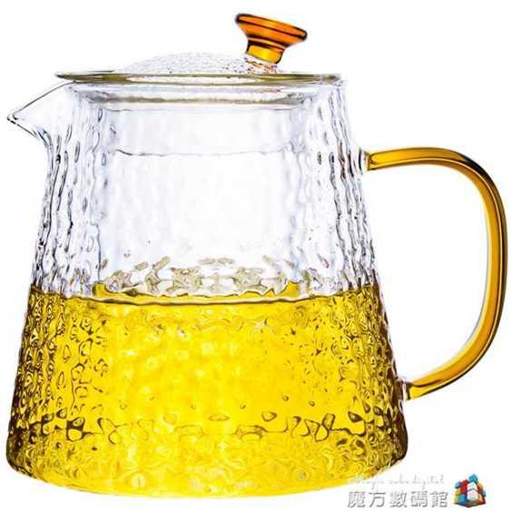 茶壺日式茶具玻璃小型花茶煮茶器水壺家用紅茶可愛養生泡茶壺 秋冬特惠上新~