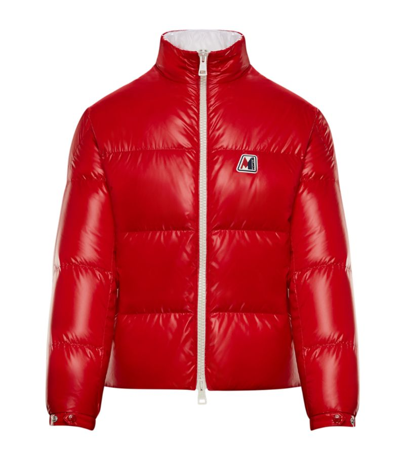 Moncler Chartreuse Padded Jacket