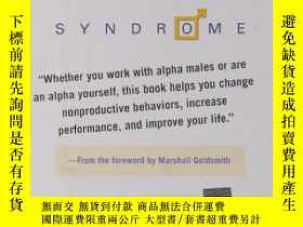二手書博民逛書店Alpha罕見Male SyndromeY255174 Kate