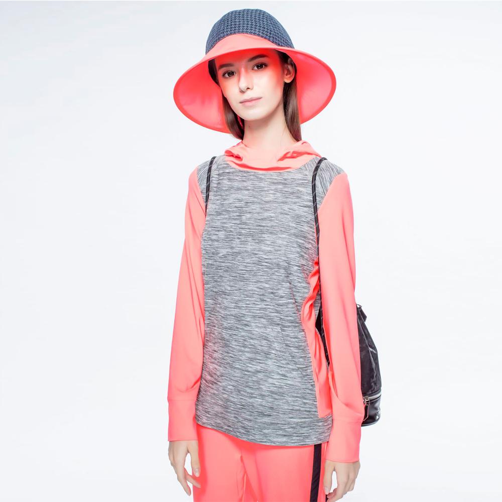 【HOII后益】連帽刷毛機能上衣(三色:黃/紅/藍)