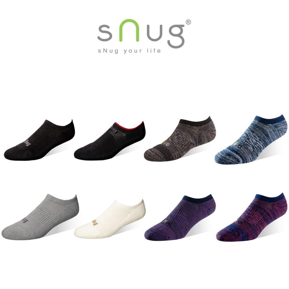 sNug 運動船襪 (除臭襪/帆船襪/短襪)