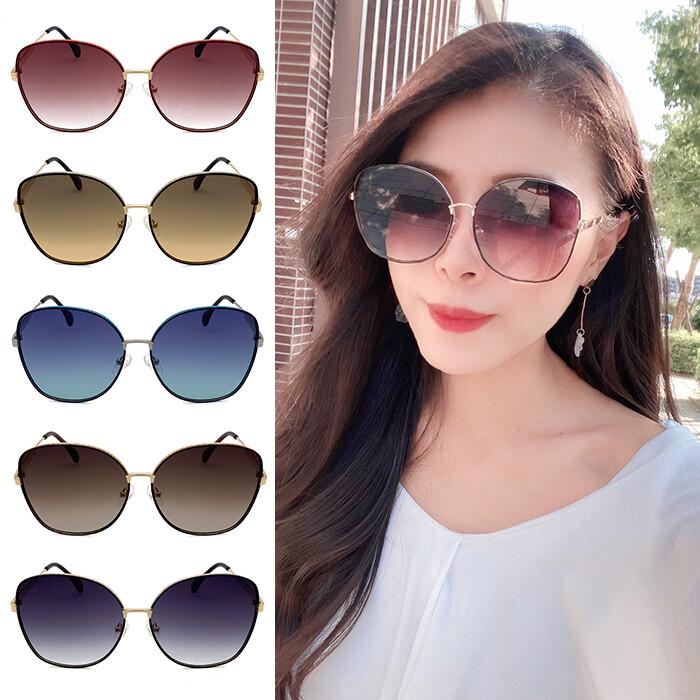 歐美秘戀太陽眼鏡 超高cp值 精品太陽眼 網紅墨鏡 修臉神氣 抗紫外線uv400