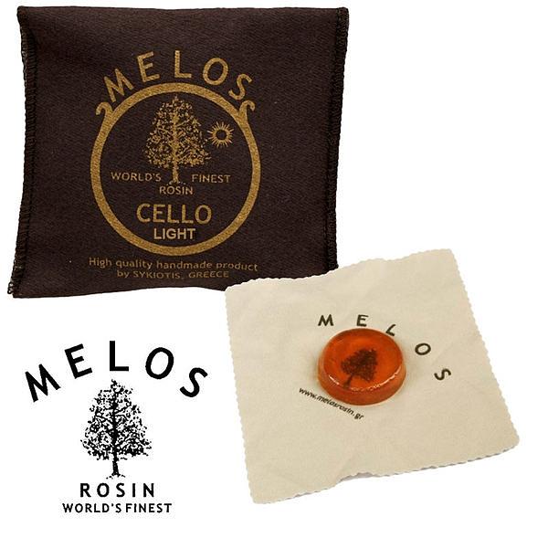 【小叮噹的店】希臘原裝 MELOS 亮色 大提琴松香 Light A14 公司貨DQ2461