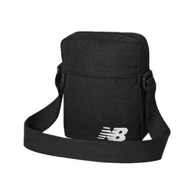 New Balance 斜背包 Mini Shoulder Bag 男女款 紐巴倫 小包 外出 輕便 基本款 黑 白 BG03080GBKW