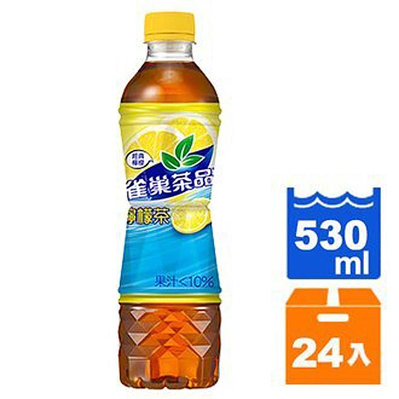 雀巢 檸檬茶 530ml (24入)/箱【康鄰超市】