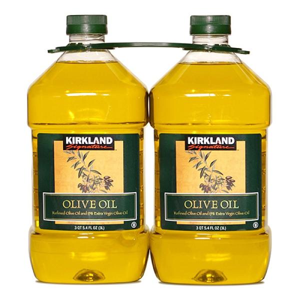 【 現貨 】Kirkland Signature 科克蘭 純橄欖油 3公升 X 2入/組