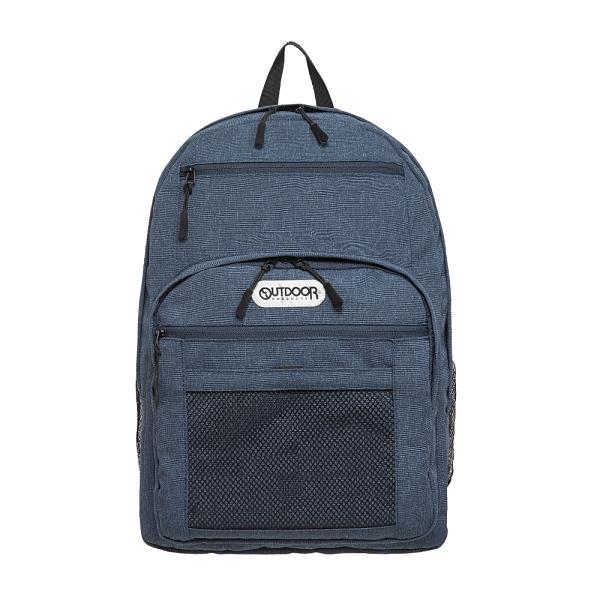 OUTDOOR - 率性學院-14吋筆電後背包-靛藍色 OD291102IO