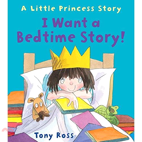 I Want a Bedtime Story (平裝本)(英國版)【三民網路書店】[79折]