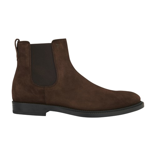 Gomma chelsea boots